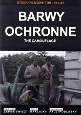 DVD - BARWY OCHRONNE - NEW POLISH DVD - Krzysztof Zanussi