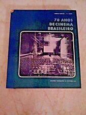 70 ANOS DE CINEMA BRASILEIRO EDITORA EXPRESSAO E CULTERA S.A.