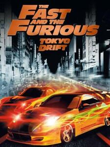 Poster The Fast And The Furious Tokyo Drift Lucas Black Cinema Photo Film #7