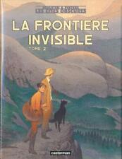 EO Les Cités obscures 9 La Frontière invisible - 2 +carte IGN (Schuiten) (Neuf)
