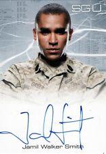 Stargate Universe Season 2 Jamil Walker Smith as Ronald Greer Auto