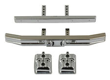 New Associated 41057 Ford F-150 Bumper Set Chrome Cr12 Free Us Ship