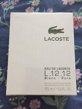 Lacoste Blanc L.12.12 175ml eau de toilette, new, sealed