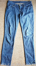 LEVI STRAUSS Bold Curve Classic Slim Leg LEVI'S JEANS Womens W29 L34 Pre-Owned