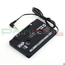Adattatore a CASSETTA audio jack 3,5mm cavo Aux per radio tv lettore cd iPod mp3