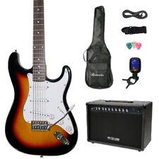 E-Gitarre Set mit 85W Verstärker, Hall + Verzerrer, sb