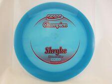 Innova Champion Shryke Blue w/ Red Stamp 169g -New