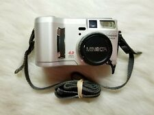 Minolta Dimage S404 4MP Digital Camera with 4x Optical Zoom