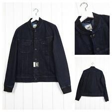 Abrigos y chaquetas de hombre Bomber de color principal azul
