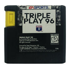 Triple Play 96 Sega Mega Drive Game USED