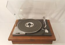 Pioneer PL-41 Manual HI-FI Turntable Record Player Heavy Wood Base Shure M91EM