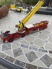 Corgi Major Toys American La France Arial Rescue Tractor