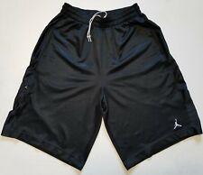 Jordan Jumpman Baseline Durasheen Dazzle Shorts Black Mens Medium (323725)