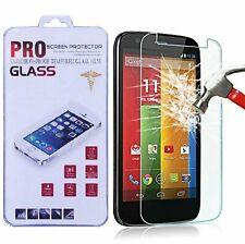 Premium Tempered Glass Screen Protector Film for Motorola Moto G  1st Gen