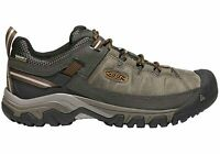 Brand New Keen Targhee Iii Waterproof Mens Comfortable Durable Hiking Shoes