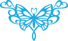 Vinyl Butterfly decal/ Sticker/Wall/Laptop/Tablet /Car Decal Great For Crafts