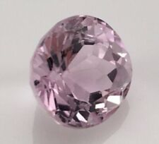KUNZITE 8 MM ROUND CUT NATURAL AND UNTREATED