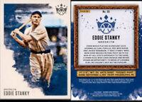 2020 Diamond Kings Base #30 Eddie Stanky - Brooklyn Dodgers