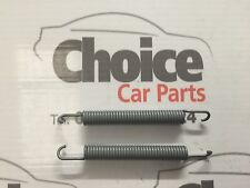 Genuine Vauxhall Vectra B Omega Handbrake Return Springs 9156405 PAIR BNIB