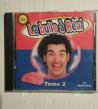 LA BULLE A REAL tome 2 cd