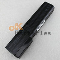 Battery for HP EliteBook 8460p 8460w 8560p ProBook 6360b 6460b 6465b 6560b 6565b