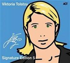 """Viktoria Tolstoy - """"Signature Edition"""" - 2011"""