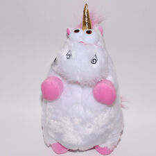 "16"" inch 40cm Despicable Me Fluffy Unicorn Soft Plush Doll Fluffy Toy Kids Gift"