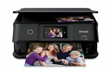 Epson Expression Photo XP-8500 All-in-One Wireless CD/DVD Printer Airprint