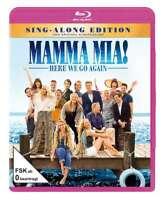Mamma Mia! - Teil: 2 - Here we go again [Blu-ray/NEU/OVP] mit den Songs von ABBA