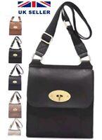 LADIES WOMEN'S FASHION MESSENGER CROSS BODY BAG SHOULDER BAG UK stock