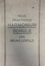 NUOVA harmonium PRATICA SCUOLA-Leipold