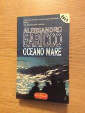 OCEANO MARE - SUPERPOKET - Libro 1998 - Alessandro Baricco