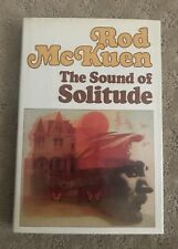 The Sound of Solitude by Rod McKuen Signed First Edition Hardvoer