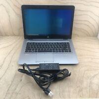 Hp EliteBook 840 G3 i5-6200U @ 2.30GHz 4GB Ram 256GB M.2 SSD Win10 Pro