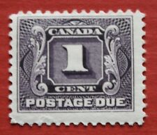 CLEARANCE: Canada (#J01) 1906 Postage Due single