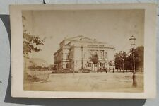 30202 uraltes Foto Radebeul oder Dresden um 1885 von Fotograf Oscar Rothe