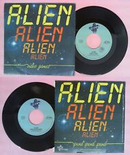 LP 45 7'' ALIEN Video games Spend spend spend 1982 italy VIP 10379 no cd mc dvd*