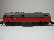 Minitrix N Diesel Lok BtrNr 216 139-6 DB Cargo (RG/AS/45S4L5)