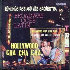 Edmundo Ros HOLLYWOOD CHA CHA CHA & BROADWAY GOES LATIN - CDLK4223