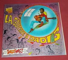 LA GUITARE A DADI N°3  POCHETTE BD ART COVER GOTLIB