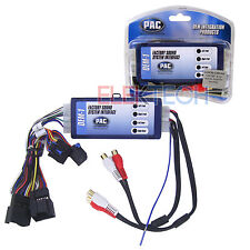 PAC AOEM-GM1416 Radio Amplifier Integration Interface for General Motors Vehicle