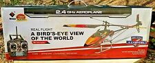 WLToys V913 Large 27 inch 2.4G 4CH RC Helicopter 4 Channel RC Remote Control