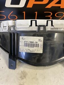 Ford Transit Connect 2T1F10849CH 2007 DIESEL INSTRUMENT CLUSTER KPH Genuine
