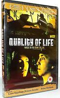Quality Of Life (2004) DVD Lane Garrison, Brian Burnam, Bryna Weiss - New
