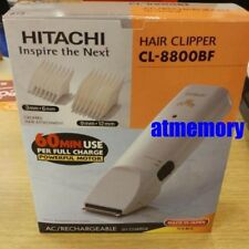Hitachi CL8800BF Rechargeable Electric Hair Trimmer Cutter Clipper Made in Japan
