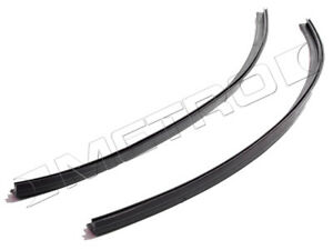 """Vertical Seal for Vent Window, 17"""" L, Fits:1934-60 Buick, Chevrolet & many more"""