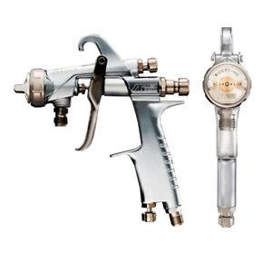 ANEST IWATA WIDER1-15E2P 1.5mm Pressure feed spray gun Newest W-101-152P