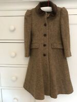 Stunning Girls Ralph Lauren Teeed Princess Coat 4 Years Rrp £395