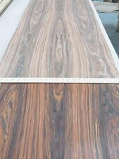 """Rosewood composite wood veneer 24"""" x 96"""" raw no backing 1/42"""" thickness (#2305)"""