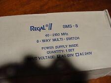 Regal Multi-Switch 8 way SMS-8